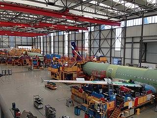 Aerospace manufacturer company involved in manufacturing aircraft, aircraft parts, missiles, rockets, and/or spacecraft