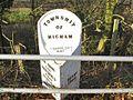 A61 Milepost - geograph.org.uk - 87778.jpg