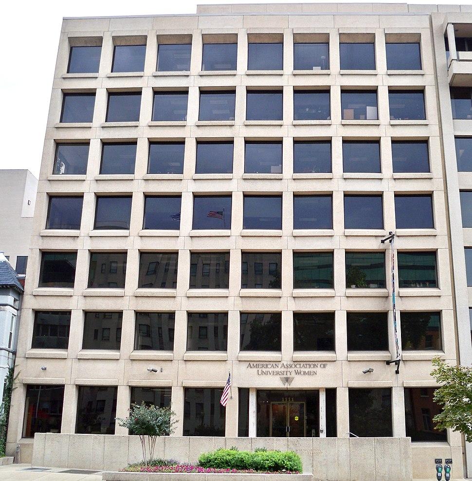 AAUW Headquarters by Matthew Bisanz