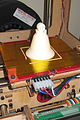 ABS Printed Bell on Makerbot ThingOMatic.jpg