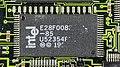 AEG Mobile Communication E-Plus PT-10 - mainboard - Intel E28F008SA-7615.jpg