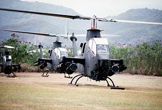 Bell Huey family - AH-1E
