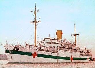 AHS Centaur - Image: AHS Centaur 1944
