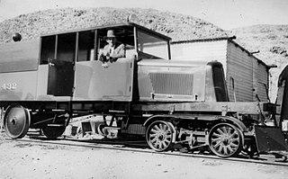 WAGR AI class Former railcar in Western Australia
