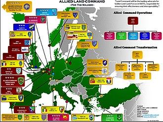 Organisation du traité de l'Atlantique nord — Wikipédia