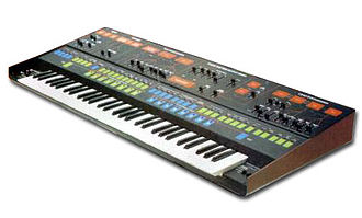 ARP Instruments - Quadra