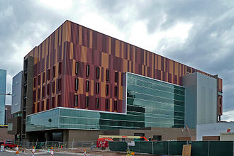 Walter Cronkite School of Journalism and Mass Communication - The new building at the Downtown Campus