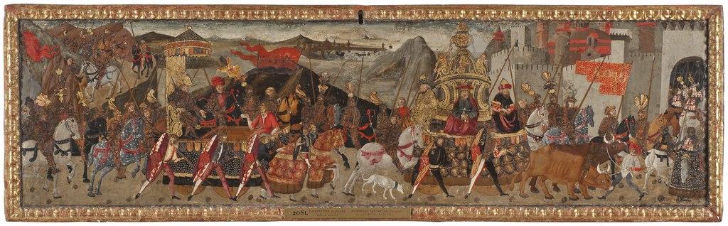 A Roman Triumph (Mästaren från Marradi)
