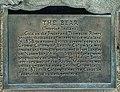 A bronze plaque, Victoria Centennial Fountain, Victoria, British Columbia, Canada 03.jpg