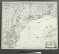 A new map of New England, New York, New Iarsey, Pensilvania, Maryland, and Virginia. NYPL484194.tiff
