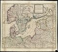 A new map of the Baltick &c. shewing all the dominions about it with ye great or post roads and principal cross-roads (8341658861).jpg