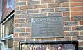 A plaque in Coppergate - geograph.org.uk - 1513137.jpg