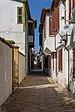 A tiny street in the old Arab quarter, North Nicosia, Cyprus.jpg