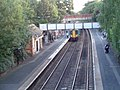 A train standing at Droitwich Spa station, geograph 5090654 by Jeff Gogarty.jpg