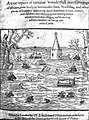 A true report of certaine wonderfull ouerflowings of waters,1607.jpg