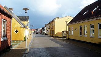 Ålbæk - Aalbæk in 2009