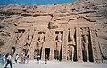 Abú Simbel - Nefertiti (1994) - panoramio.jpg