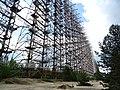 Abandoned Soviet Over-the-Horizon Radar Array - Chernobyl Exclusion Zone - Northern Ukraine - 07 (26494310044).jpg