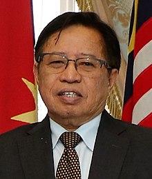 Chief Minister Of Sarawak Wikipedia
