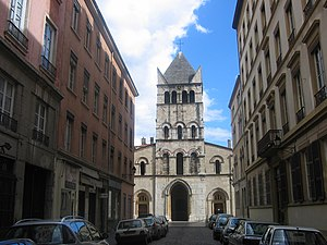 2nd arrondissement of Lyon - St-Martin-d'Ainay