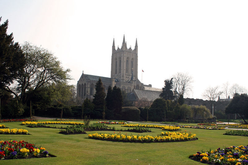 Abbey of Bury St Edmunds