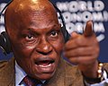Abdoulaye Wade WEF 2004.jpg