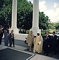 Abubakar Tafawa Balewa, Prime Minister of Nigeria, Arrives at White House.jpg
