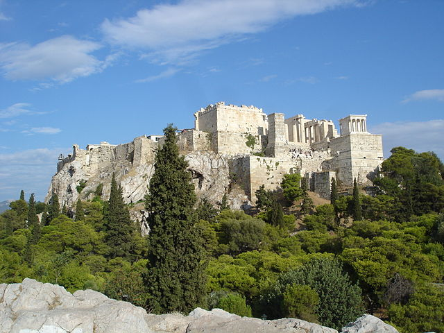Around the Acropolis