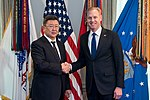 Acting Secretary of Defense meets with Minister of Defence for Mongolia 190402-D-SV709-104.jpg