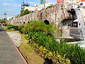 Acueducto de Chapultepec, caída de agua.jpg