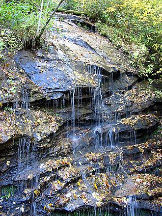 Ada-Hi Falls - Image: Ada Hi Falls
