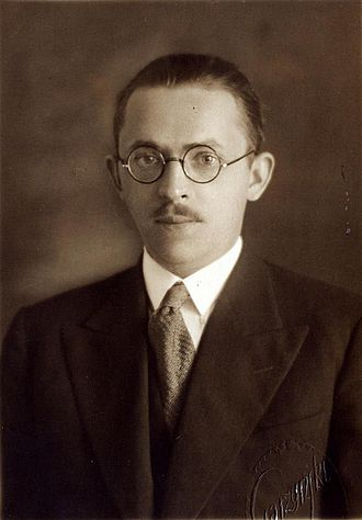 Adam Vetulani - Image: Adam Vetulani 1934