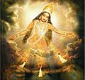 Adi Shakti the Supreme Spirit without attributes.jpg