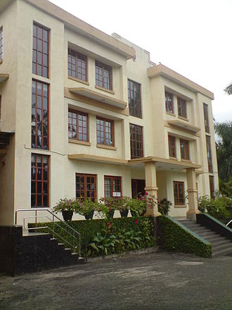Trinity College, Kandy - Administration building, Trinity College, Kandy