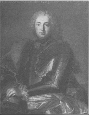 Duc d'Anville expedition - Admiral Jean-Baptiste Louis Frédéric de La Rochefoucauld de Roye, Duc d'Anville