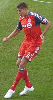 Adrian Cann Canadian soccer player