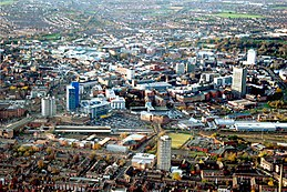 City of Leicester – Veduta
