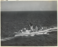 Aerial of USS Mahan (DD-364). ¾ Port Bow. - NARA - 80-G-409230.tif