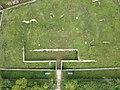 Aerial photograph of batterie de Sermenaz - Neyron - France (drone) - May 2021 (6).JPG