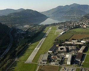 Aeroporto-Lugano-Agno