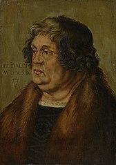 Portrait of Willibald Pirckheimer