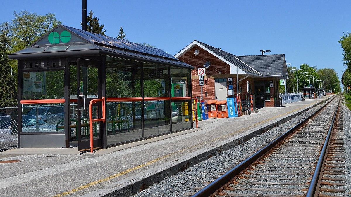 Agincourt Go Station Wikipedia