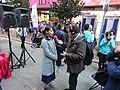 Agnes Chow being interviewed in Jan 2018.jpg
