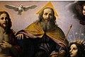 Agostino melissi, trinità con la vergine, 1674, da s. pietro al terreno 03.jpg