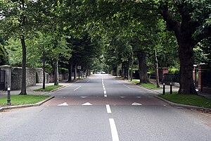 Ailesbury Road - Ailesbury Road