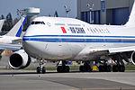 Air China, Boeing 747-89L, B-2481 - PAE (21846798199).jpg