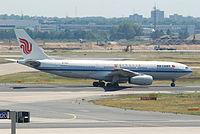 B-6113 - A330 - Air China