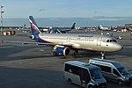 Airbus A320-214 'VP-BZR' Aeroflot Russian Airlines (38947581724).jpg