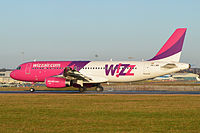 HA-LWN - A320 - Wizz Air