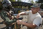 Airmen train in Aircrew Contamination Control Area 150919-Z-AL508-001.jpg